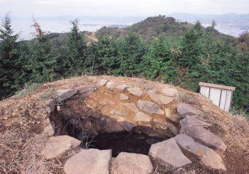 琴尾山烽火台跡