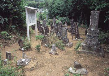 波佐見町のキリシタン墓碑群