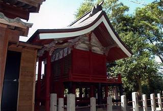 大宮姫神社本殿