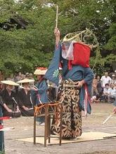 大村の郡三踊(寿古踊・沖田踊・黒丸踊)