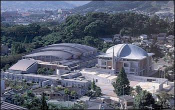 長崎県立総合体育館:ながさきス...